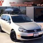 Sold 2012 Volkswagen Jetta Sportwagen Tdi W Sunroof Heated Front Seats In El Cajon