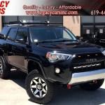 Sold 2018 Toyota 4runner Trd Off Road Premium 4x4 Lifted In El Cajon
