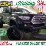 Sold 2017 Toyota Tacoma Trd Pro In Fresno