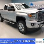 Sold 2018 Gmc Sierra 2500hd Denali Roof Navi Rear Cam Tow In Houston