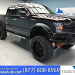 Sold 2018 Ford F 150 Lariat Lifted Navi Buckets In Houston