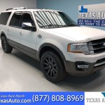 Used 2016 Ford Expedition El King Ranch In Houston