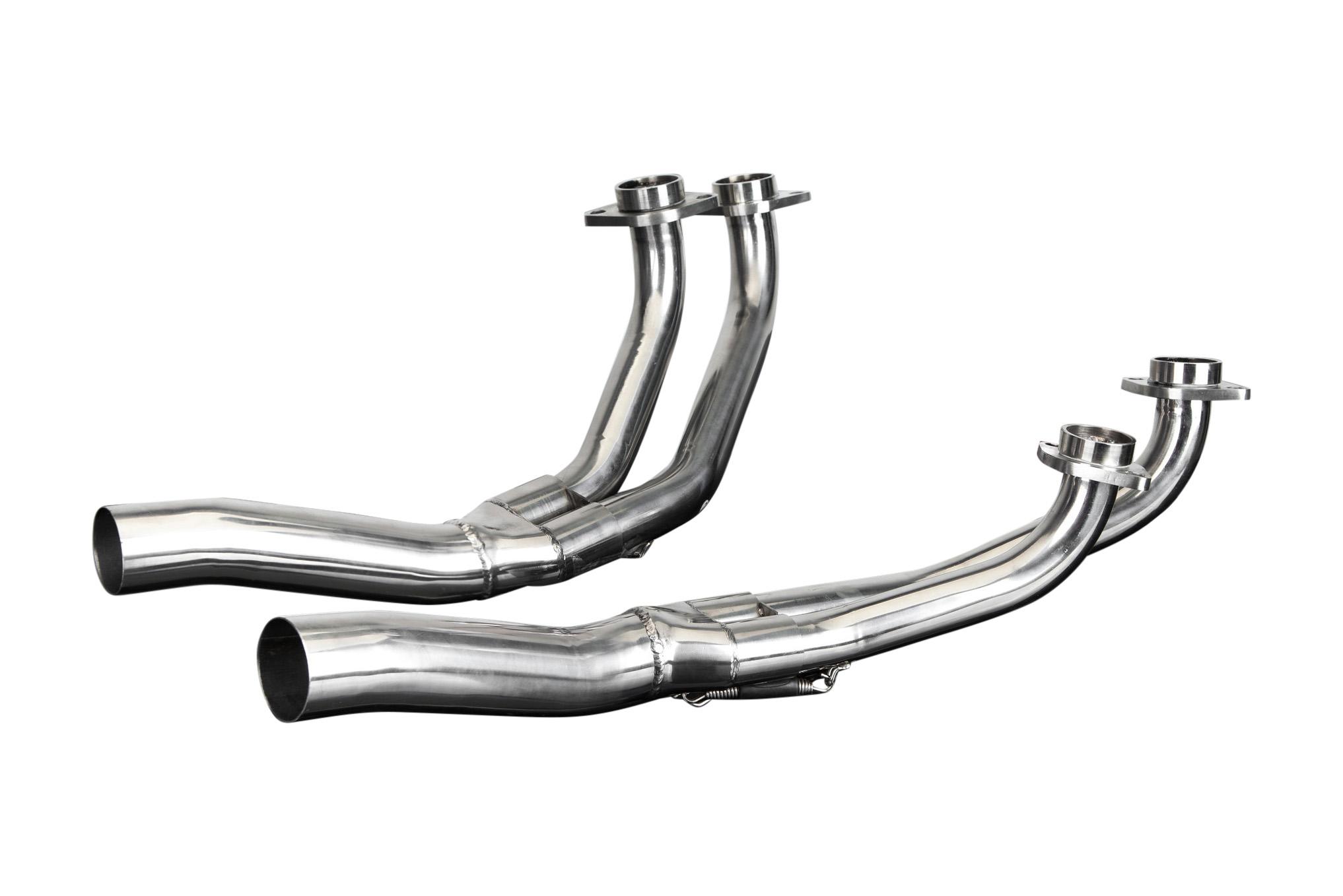 Honda Gl Gl K Kz Goldwing 75 83 Stainless Steel 4 2