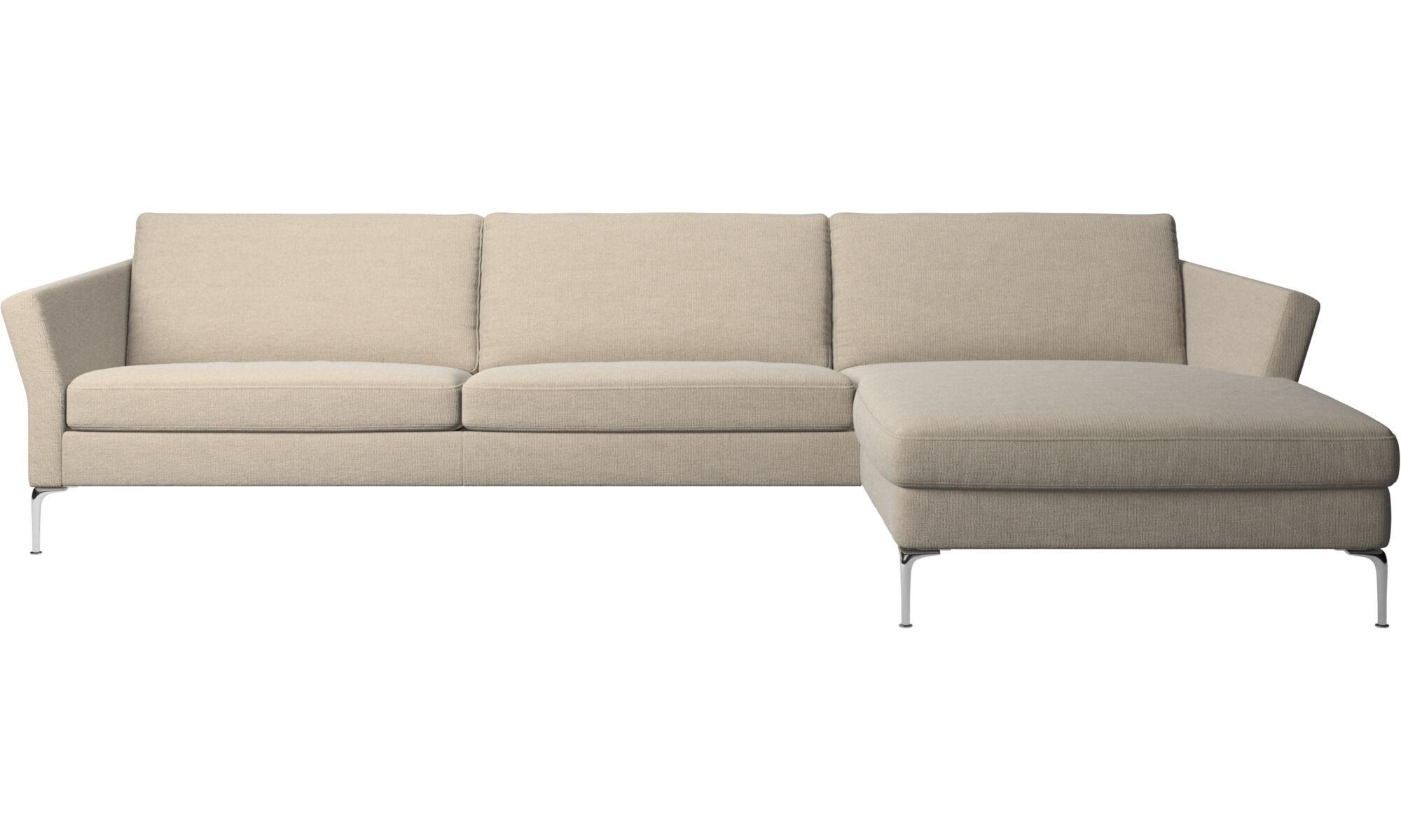 Sofaer Med Chaiselong Aluminium Moderne Dansk Design Boconcept