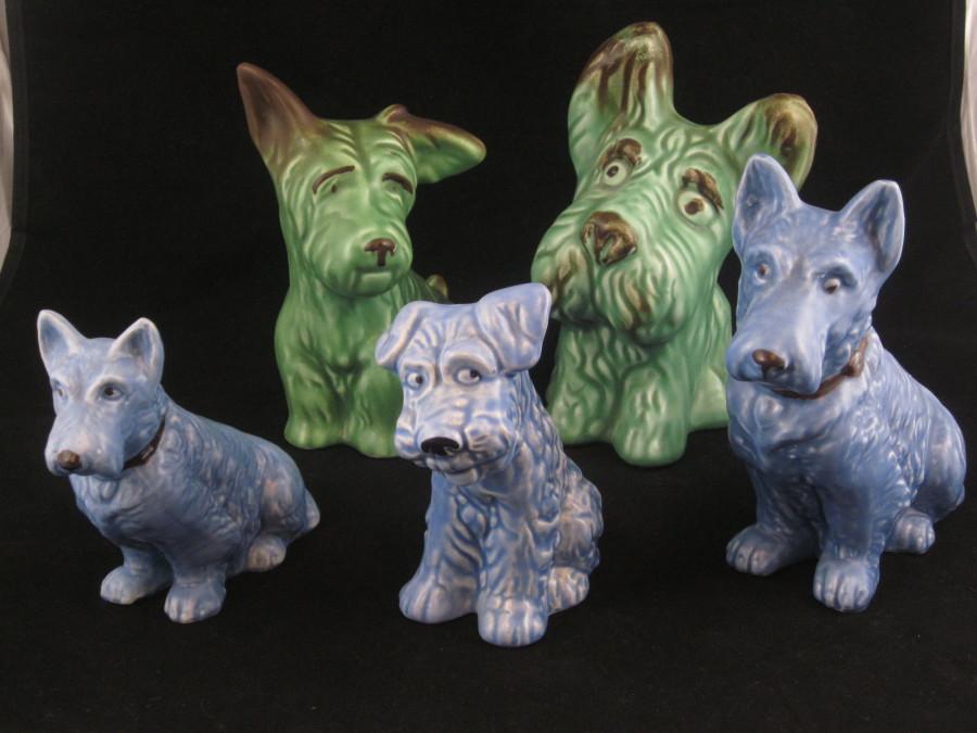 Sylvacdog In Denhams Past Antique Auctions Denhams