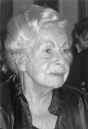 Marga Spiegel hat 37 Familienmitglieder durch den Holocaust verloren. Nur sie, ihr Mann und ihre Tochter überlebten.