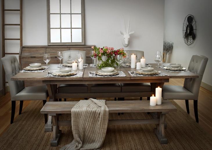 19 Urban Dining Room Designs Decorating Ideas Design