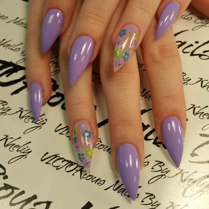 Summer Nail Designs For Long Nails | traveltourswall.com