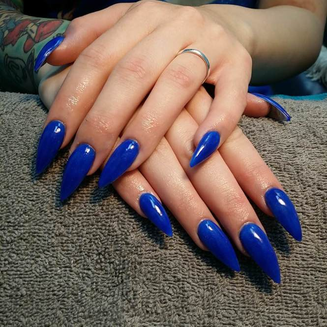 50 Amazing Acrylic Nail Art Designs Ideas 2016