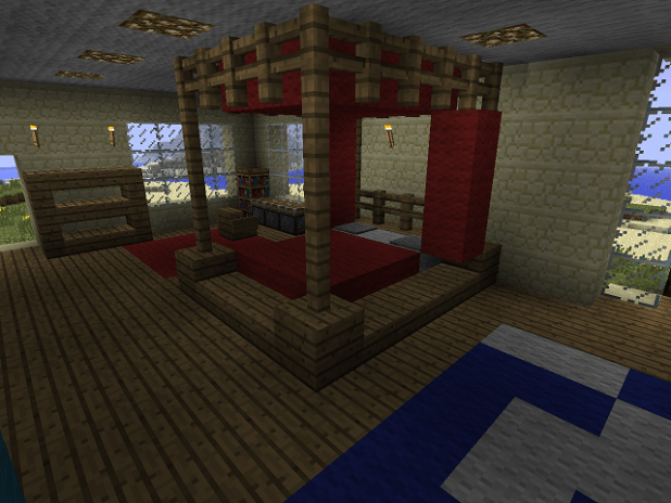Bedroom Decorating Ideas Minecraft bedroom decorations minecraft | nrtradiant