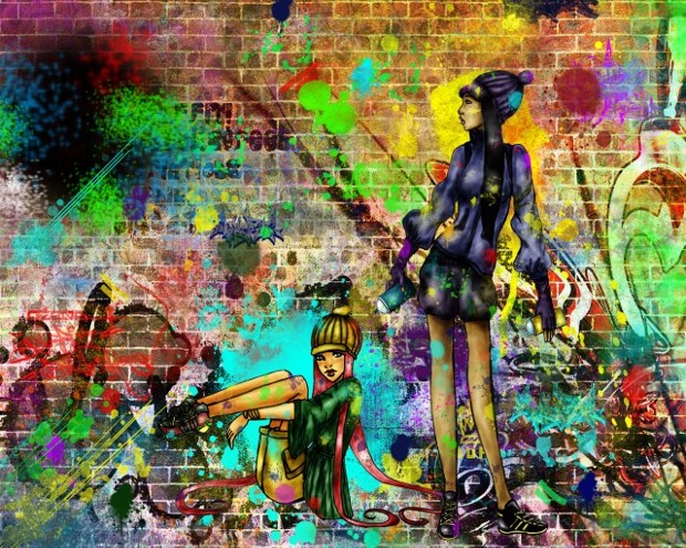 20 Graffiti Background Designs PSD JPG PNG Format Download Design Trends Premium PSD