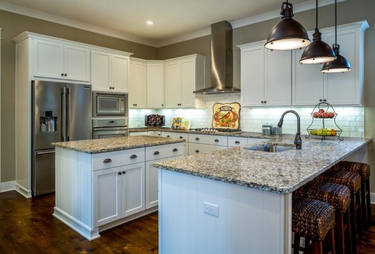 20+ U Shaped Kitchen Designs, Ideas | Design Trends ...