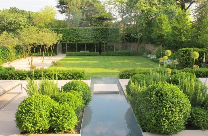 18+ Contemporary Garden Landscape Designs, Ideas