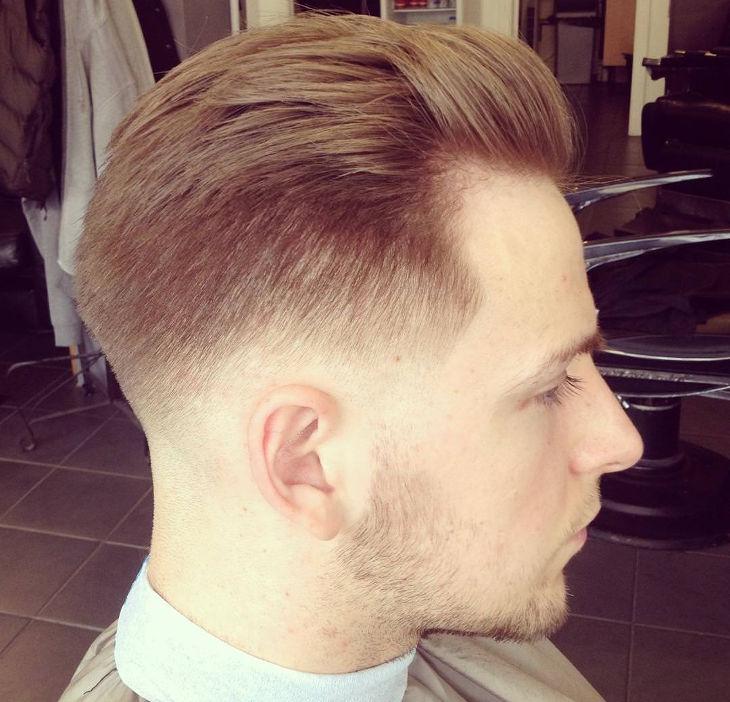 18 Temple Fade Haircut Designs Ideas Styles Design