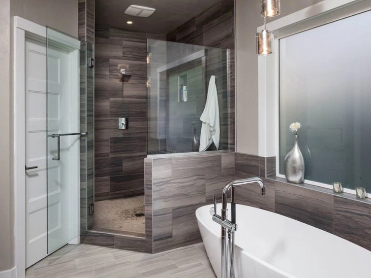 20+ spa bathroom designs, decorating ideas | design trends