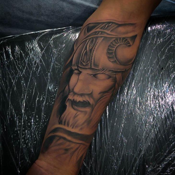 Irish Sleeve Tattoo Ideas