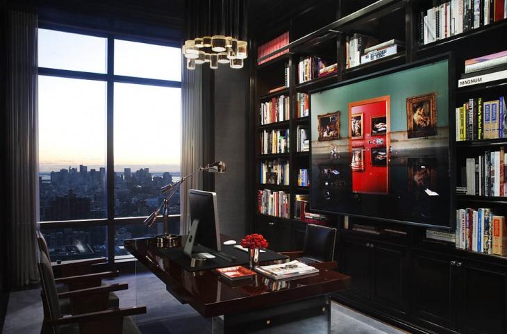 17+ Executive Office Designs, Decorating Ideas