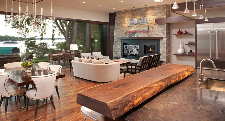 21  Living Room Bar Designs  Decorating Ideas   Design Trends     img