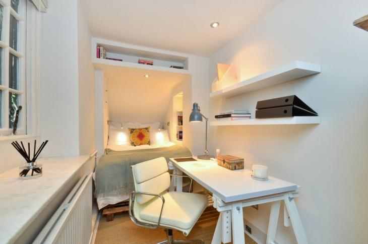 20+ Space Saving Bedroom Designs, Decorating Ideas