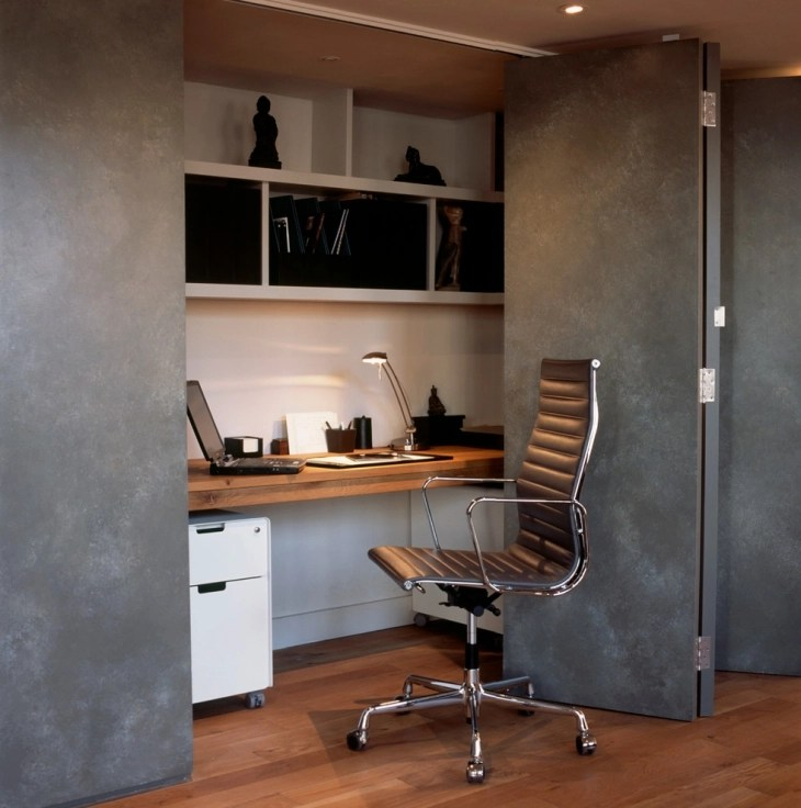 20 Home Office Cupboard Designs Ideas Plans Design
