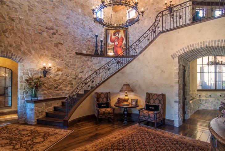 Rustic Kitchen Interior Design