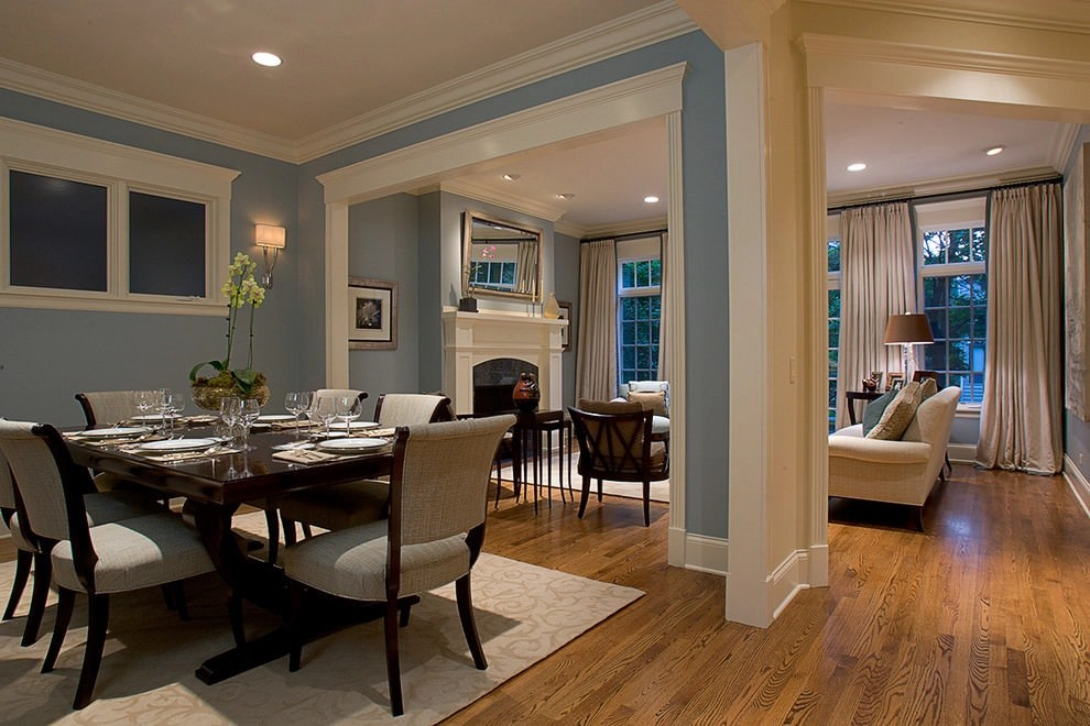 15+ Traditional Dining Room Designs