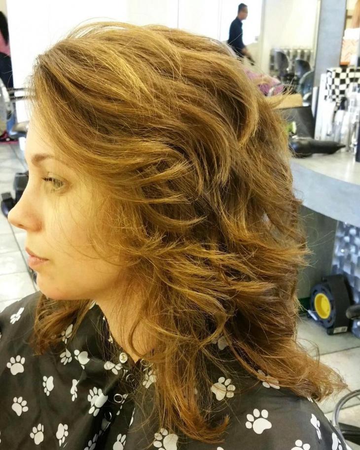 20 Medium Length Layered Haircut Ideas Designs