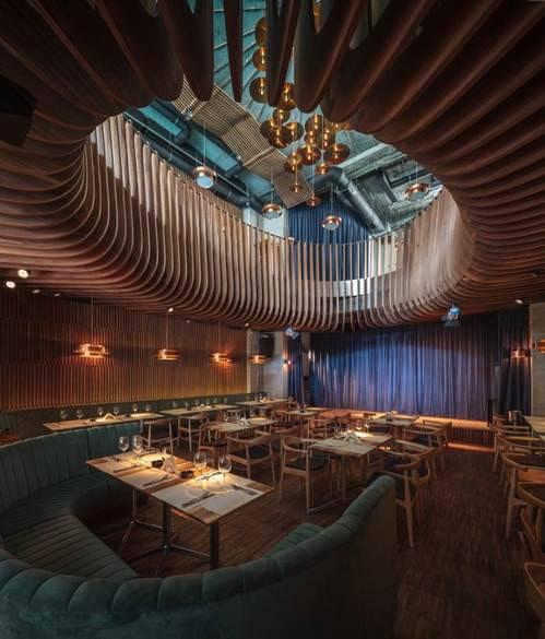 30+ Restaurant Dining Room Designs | Dining Room Designs ...