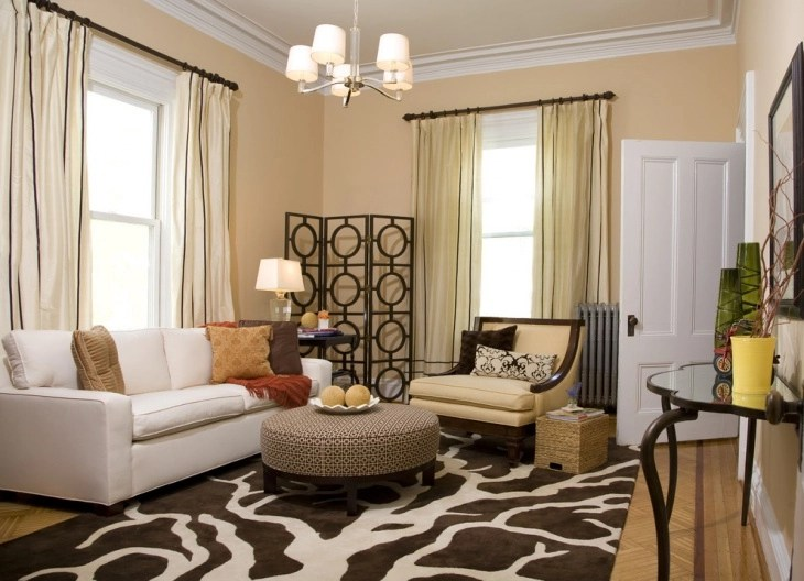 20+ Small Living Room Furniture Designs, Ideas, Plans