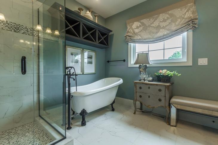 Old French Style Bathroom Ideas