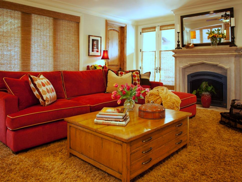 Family Room Decorating Ideas Transitional