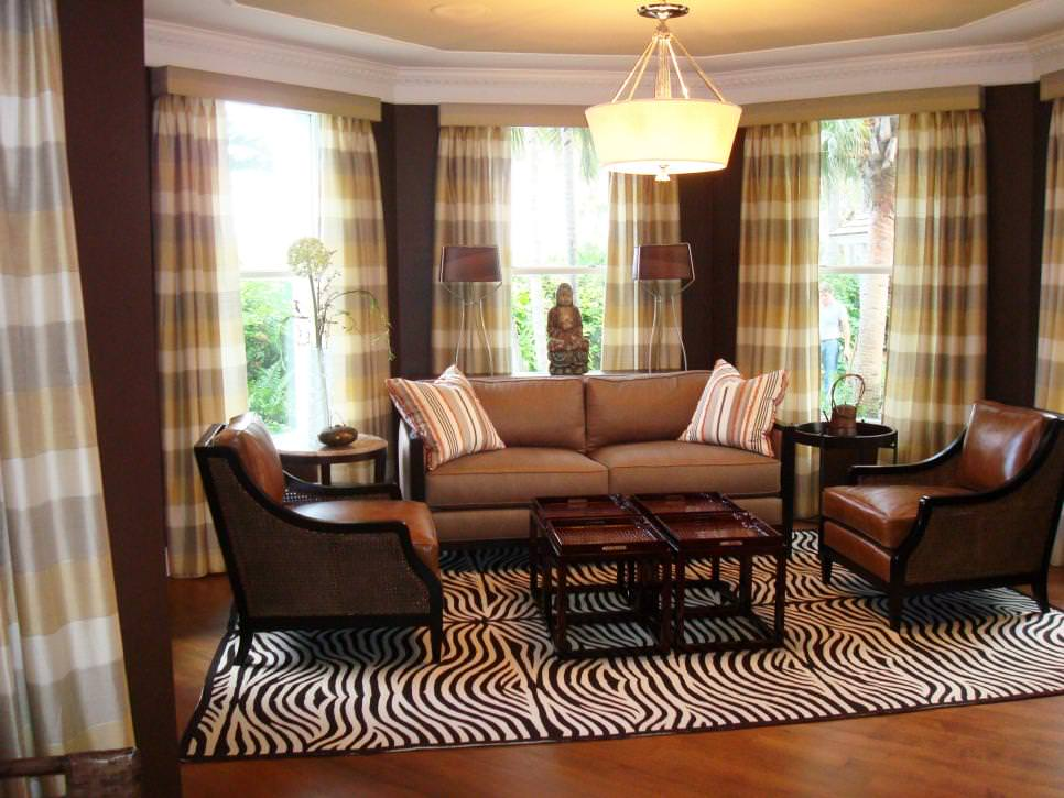 20+ Living Room Curtain Designs, Decorating Ideas