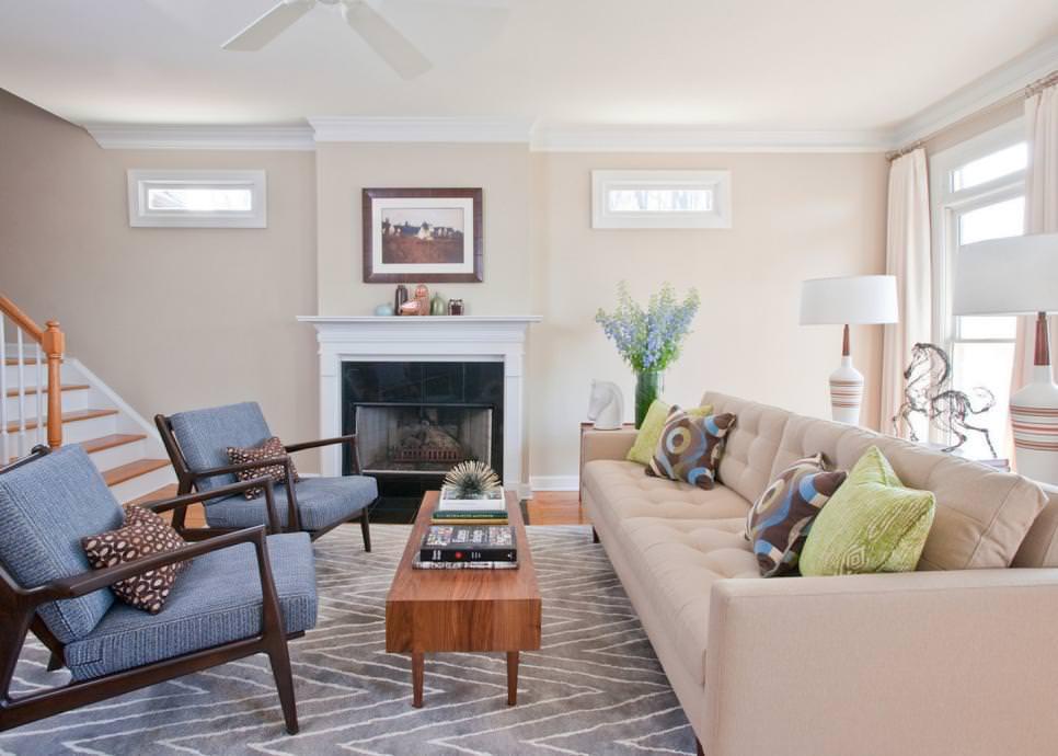 24+ Vintage Living Room Designs, Decorating Ideas | Design ...