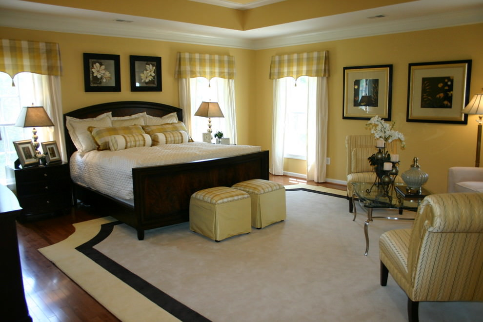 Yellow Good Color Bedroom