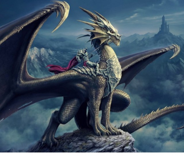 Awesome Dragon Wallpaper