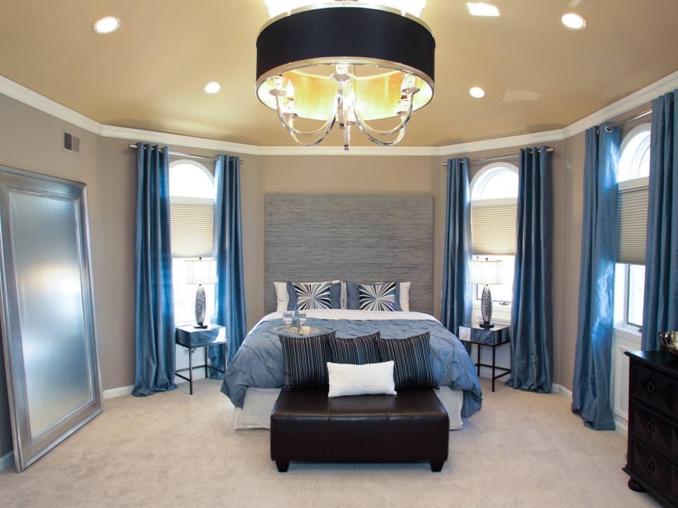 26 Bedroom Chandeliers Designs Decorating Ideas Design