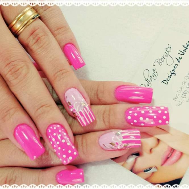 Short Nails 73