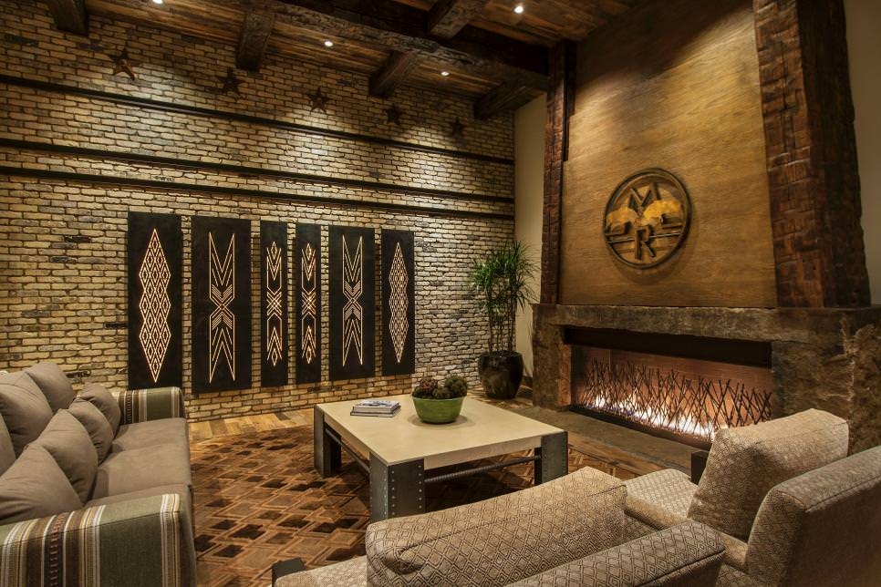 25+ Brick Wall Designs, Decor Ideas For Living Room