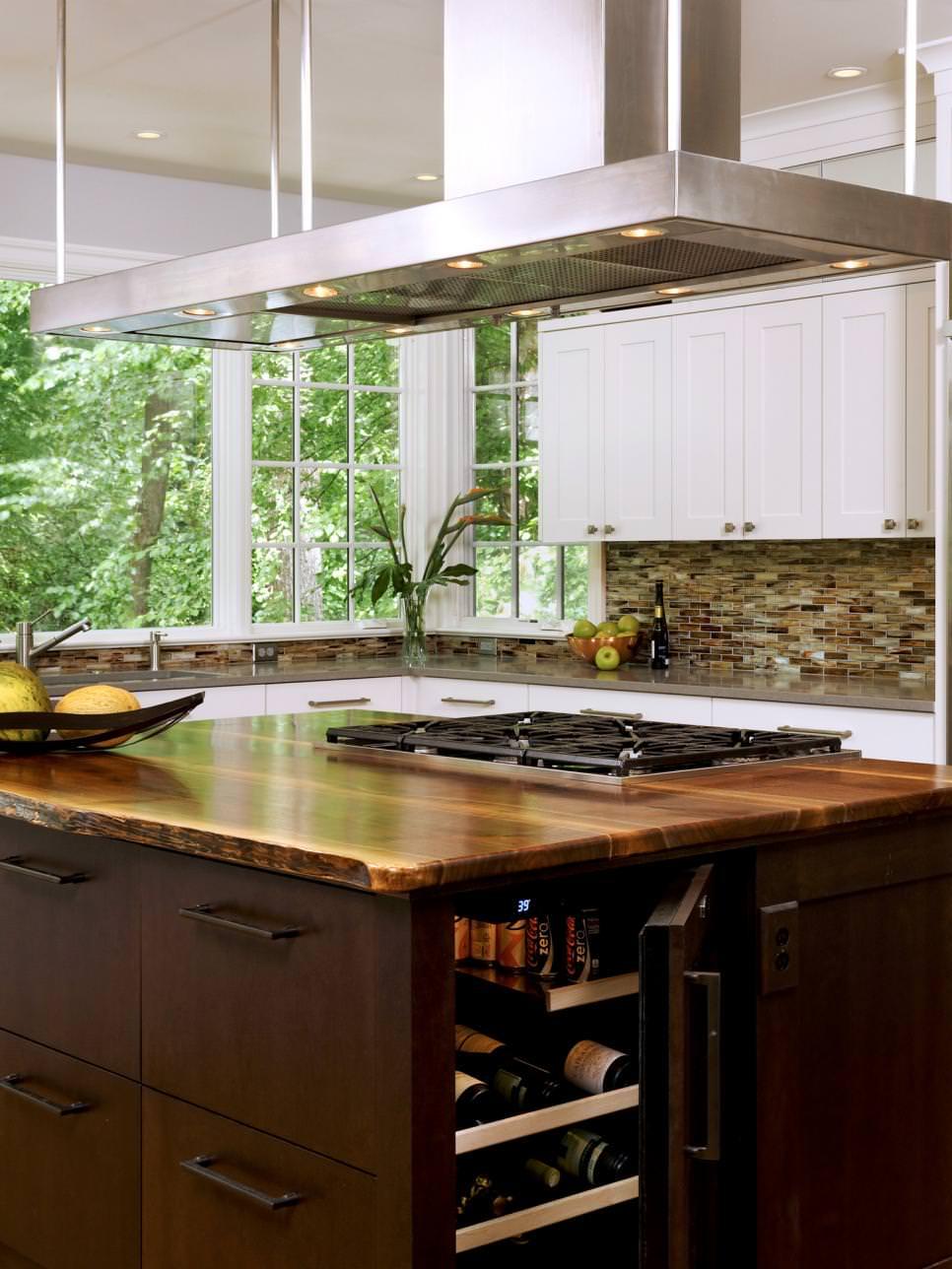 24 Kitchen Island Designs Decorating Ideas Design