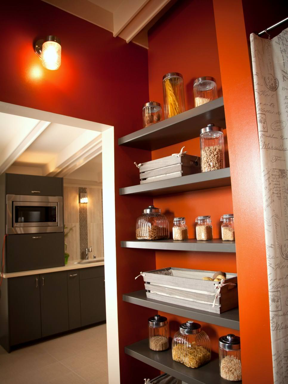 Small Country Kitchen Design