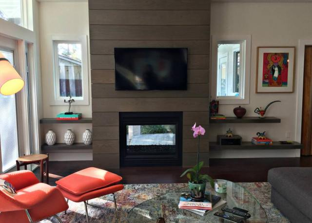 20+ Living Room Fireplace Designs, Decorating Ideas ...