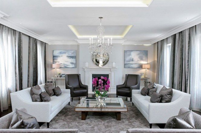 Moving Unnecessary Outlet Narrow Living Room Decor