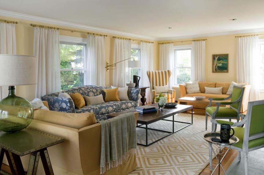 21+ Narrow Living Room Designs, Decorating Ideas