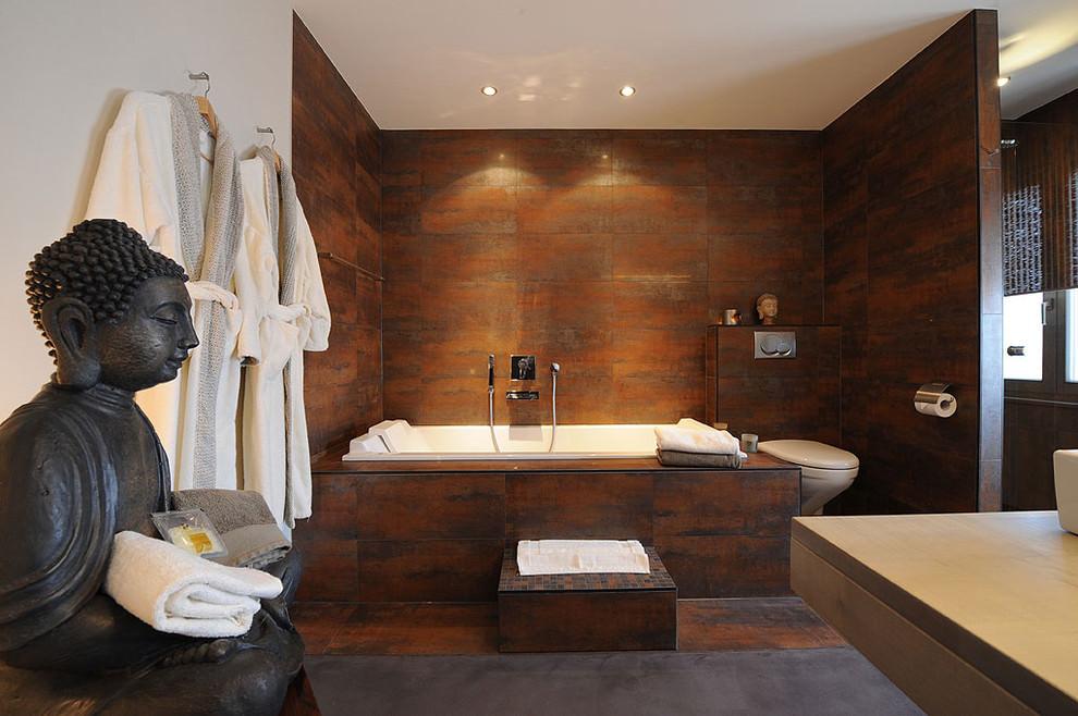 Zen Spa Bathroom Decor Novocom Top