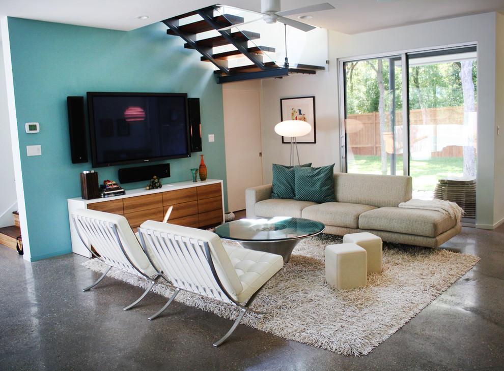 22+ Teal Living Room Designs, Decorating Ideas