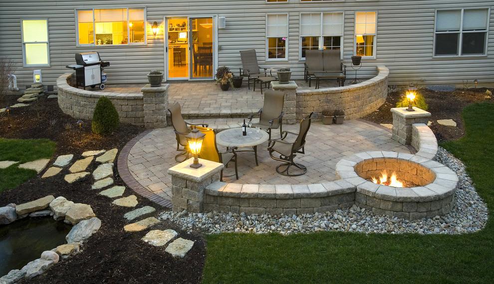 24 paver patio designs garden