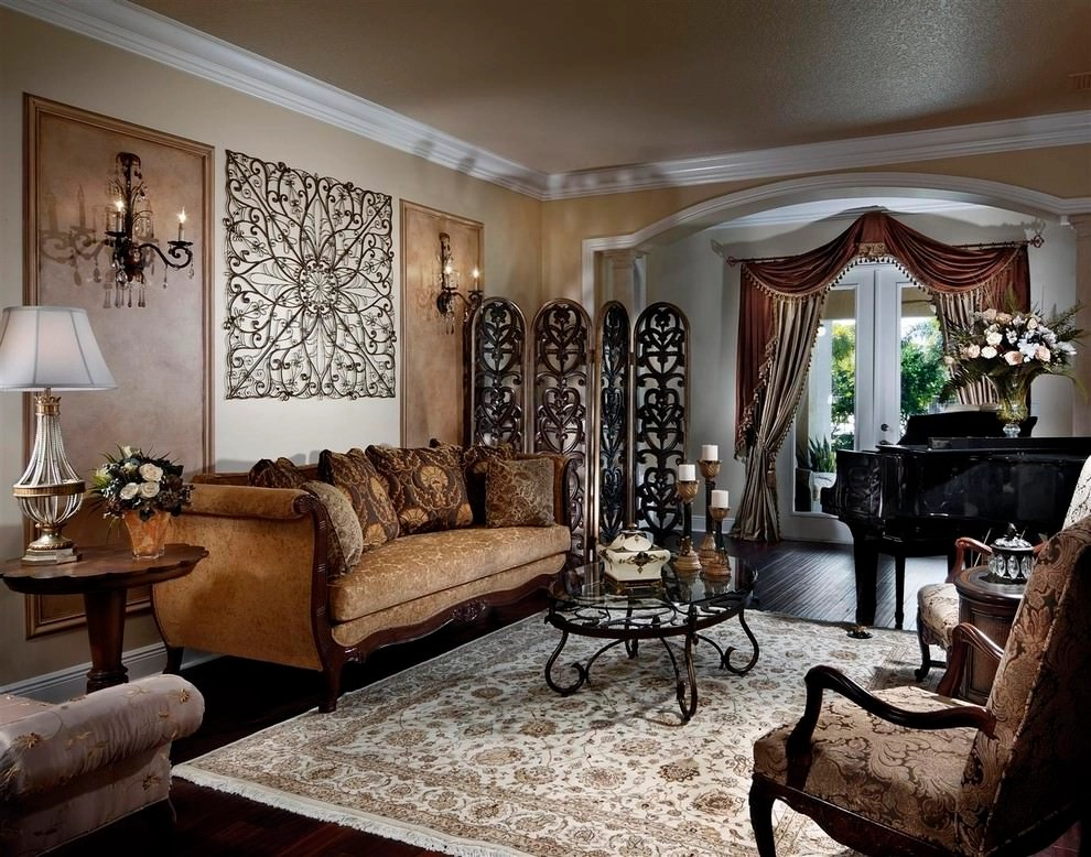 24+ Decorative Small Living Room Designs