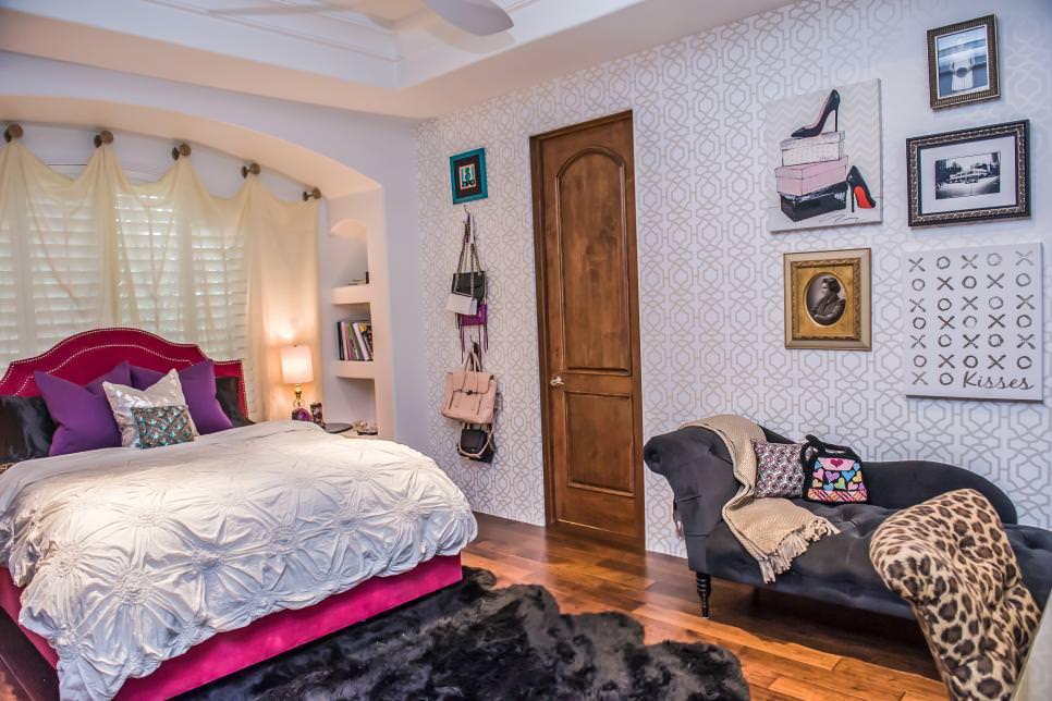 20+ Girly Bedroom Designs, Decorating Ideas