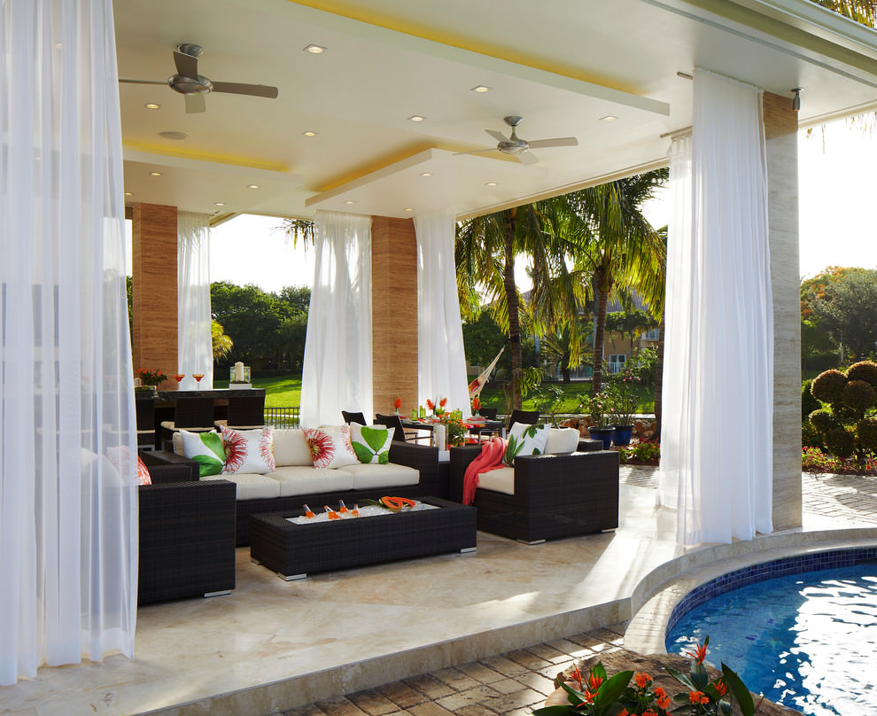 Designing Outdoor Living Space
