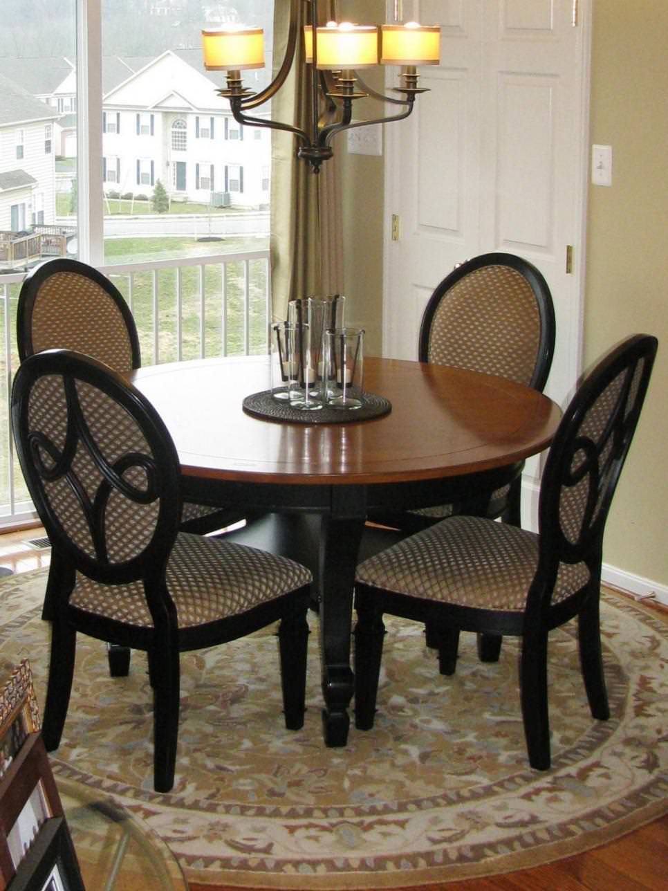 23 Small Dining Table Designs Decorating Ideas Design